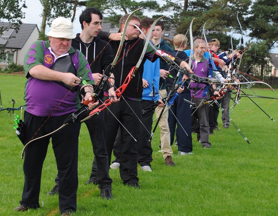 Lisburn Archery Club Competitions